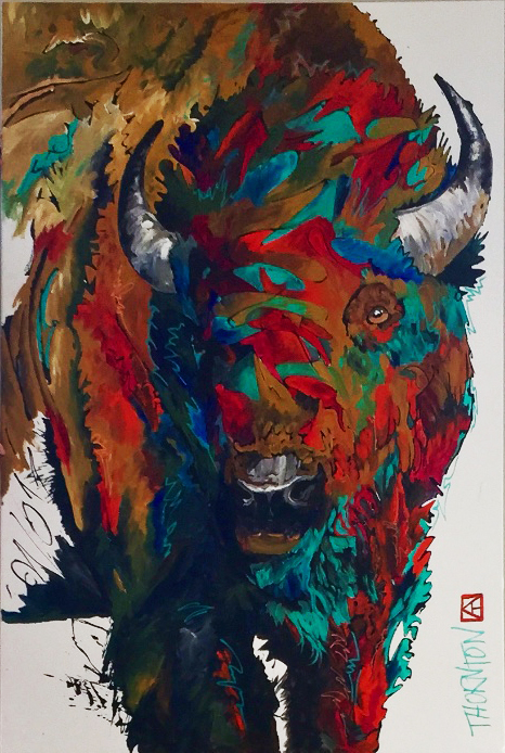 PsychedelicBison